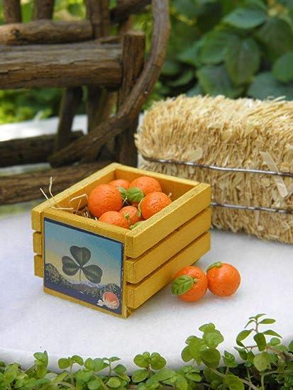 Miniature Dollhouse FAIRY GARDEN Accessories ~ Sewing Basket ~ NEW