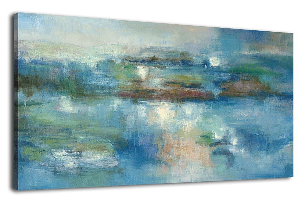 5 opciones de cuadros para sala de arte abstracto más populares | La ...