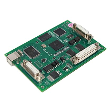 JCZ Laster Marking Control Board Simple Economic Card V4