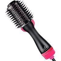 Hair Dryer Brush, Hot Air Brush One Step Hair Dryer & Volumizer 3 in 1 Hair Dryer Brush Styler for Rotating…