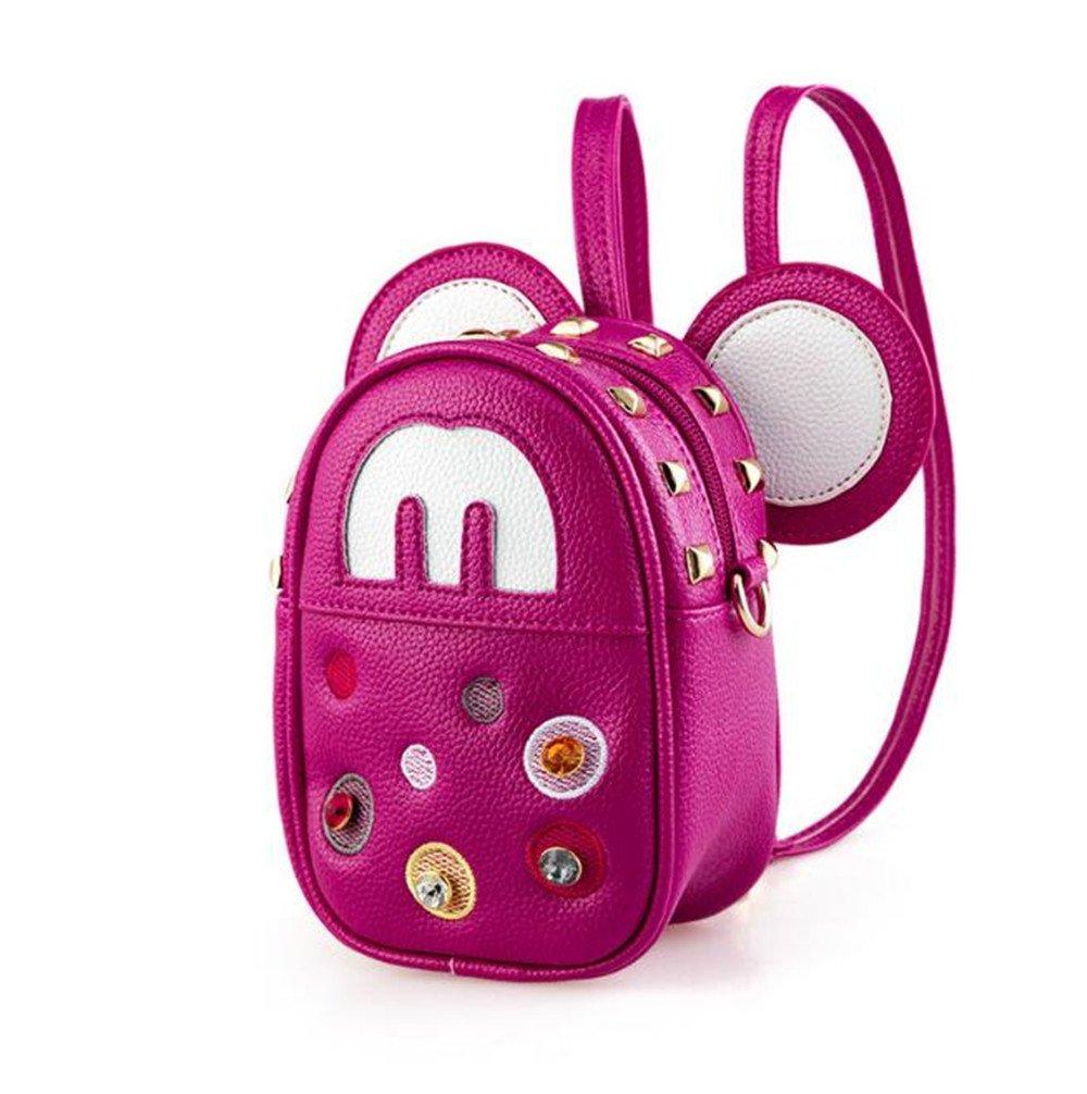 Gli zainhi del mouse del fumetto per i bambini fanno i regali belli dei capretti dei capretti per i sacchetti degli allievi delle ragazze (pink) Puretime