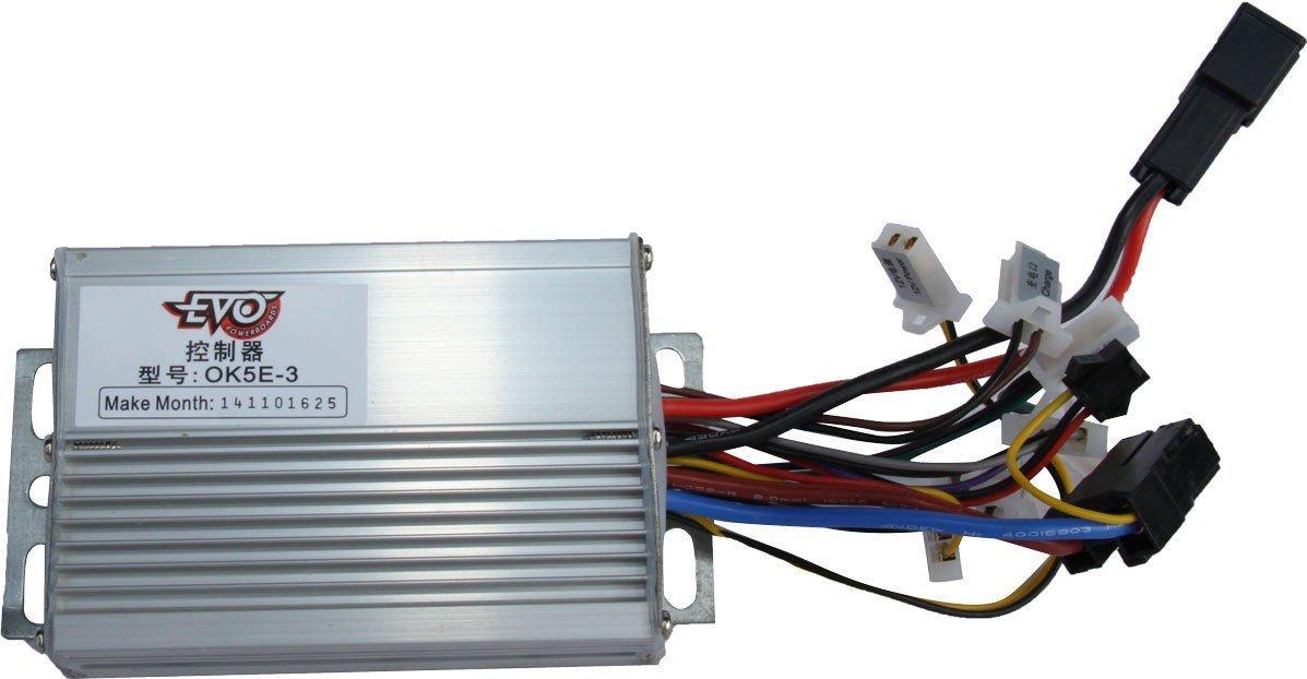 Steuergerät 36V / 500 Watt für SXT500 EEC Elektro Scooter Ersatzteil ...