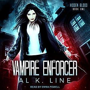 Vampire Enforcer Audiobook