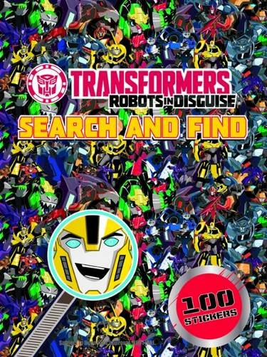 Search and Find: Transformers Robots in Disguise 2015 PDF