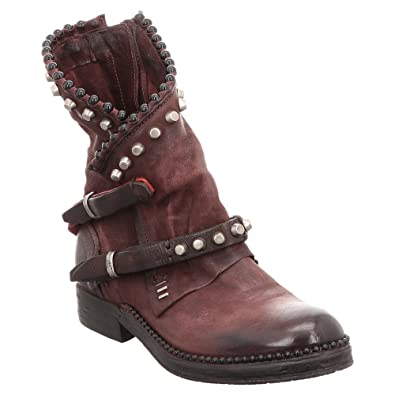 low priced 51c34 00574 AS98 | Airstep | Stiefelette - Rot | Rosso: Amazon.de ...