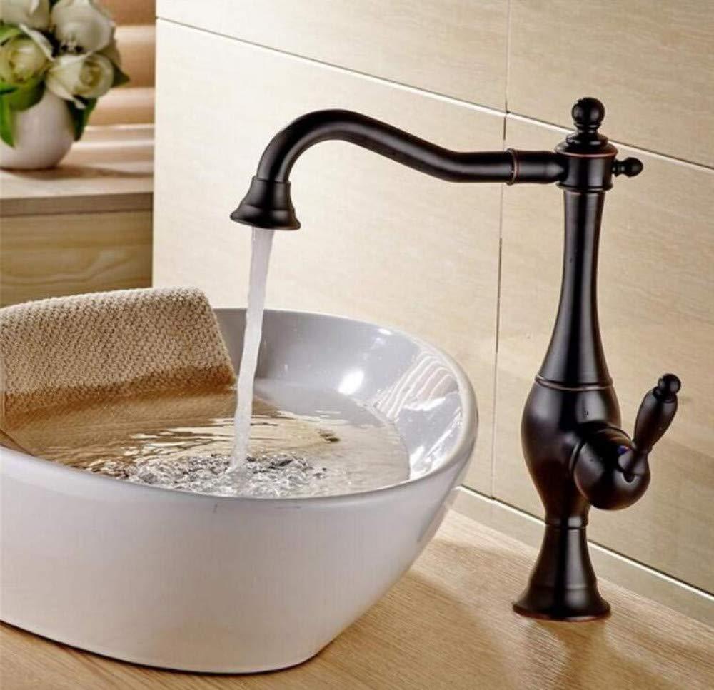 Brass Wall Faucet Chrome Brass Faucetcountertop Tap Mixer Deck Mounted Swivel Bathroom Basin Faucet