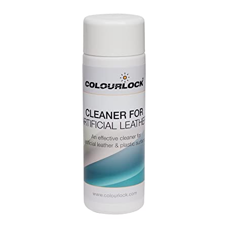 COLOURLOCK Vinyl Cleaner To Clean Faux Artificial Fake Synthetic Leather,  Leatherette, Pleather Couches Sofas