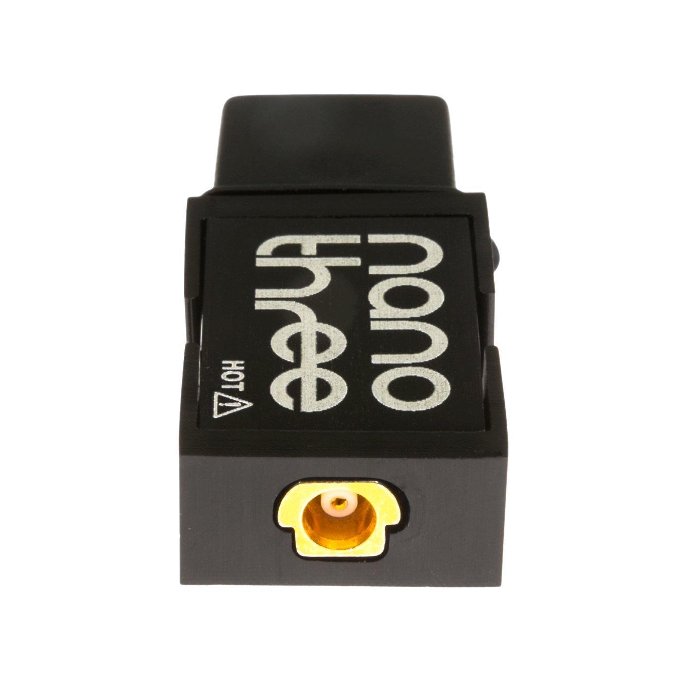 SDR /¡La Radio Definida por Software OTG M/ás Peque/ña del Mundo RTL2832U y R820T2! Edici/ón USB-C: paquete Tiny Premium RTL-SDR para Android y Otros Dispositivos Host USB On-The-Go NESDR Nano 3 OTG