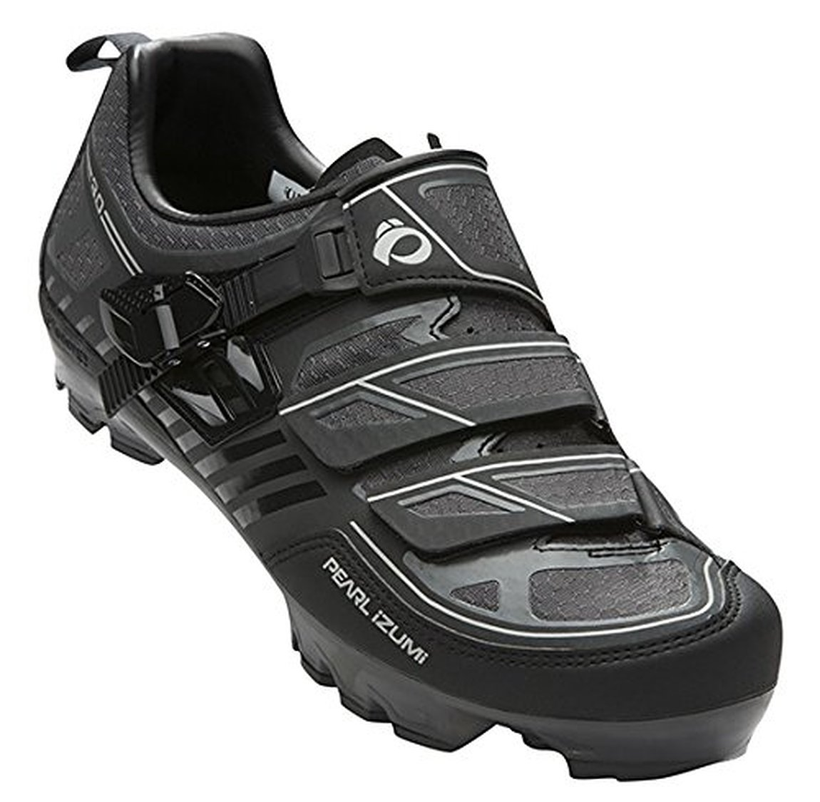 Pearl iZUMi Men's X-Project 3.0 Cycling Shoe B00YXUWYCK 46 EU/11.5 D US|Black/Shadow Grey