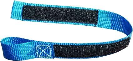 35 cm Braun color azul Cinta de sujeci/ón para palanca de freno de moto