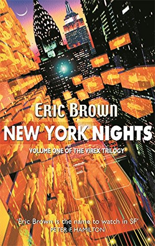 book cover of New York Nights