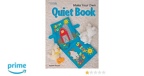 Amazon leisure arts make your own quiet book bk gumiabroncs Gallery