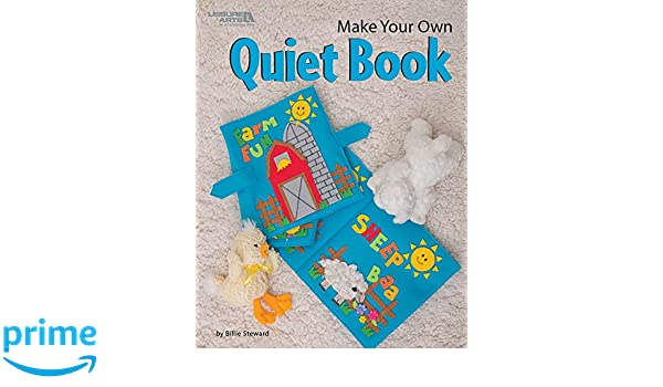 Amazon leisure arts make your own quiet book bk gumiabroncs Choice Image