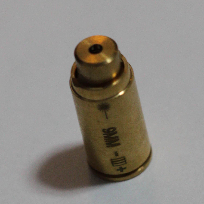 MAYMOC .9MM Bore Sight Red Dot in-Chamber Cartridge