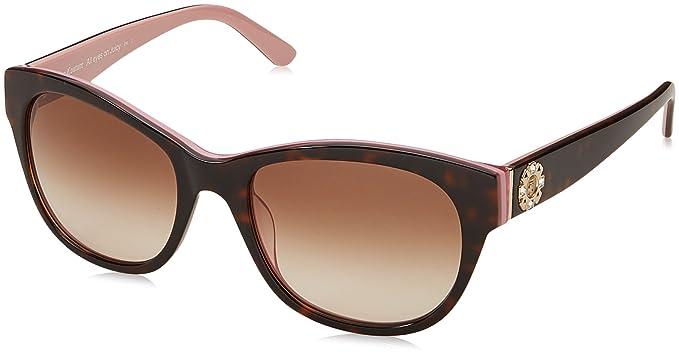 98688dd51a Amazon.com  Juicy Couture Women s Ju 587 s Square Sunglasses HAVANA ...