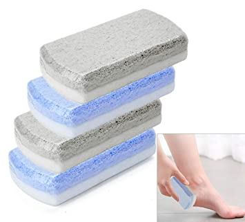 Amazon Com Owiizi Glass Pumice Stone For Feet Hands Callus