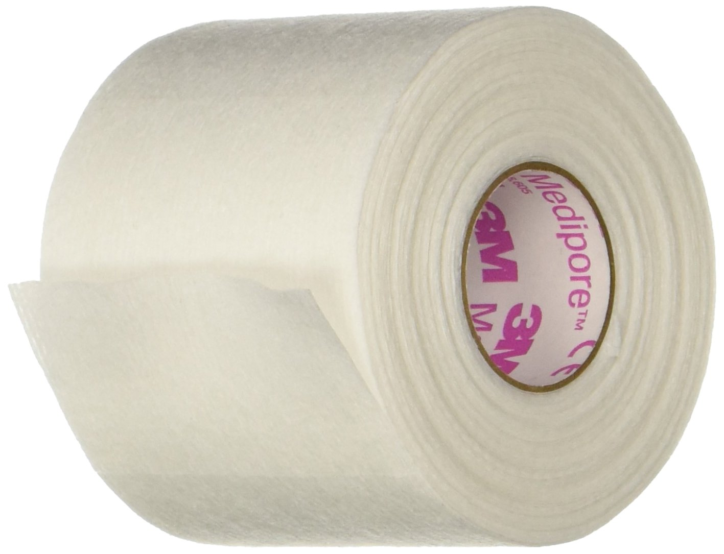 3M Health Care 2962 Cloth Surgical Tape, 2'' x 10 yd. Size, White (Pack of 12) by 3M Health Care