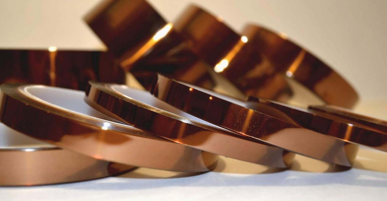 Cinta adhesiva de poliimida de Kapton de 1 mm de grosor APT