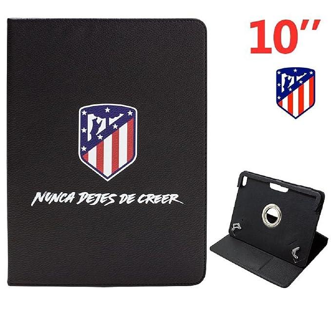 Funda Ebook Tablet 10 Pulgadas Universal Licencia Fútbol Atlético ...