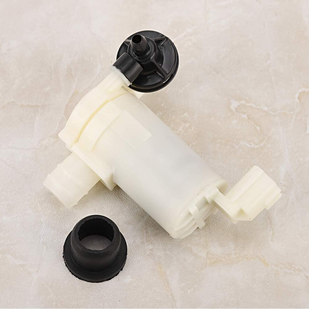 EBTOOLS Pompe de Lave-Glace pour Pare-Brise Auto Pompe de Lave-Glace pour essuie-Glace pour 28920-CA000