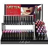 L.A Girl Matte Flat Velvet Lipstick Display (312 pieces)