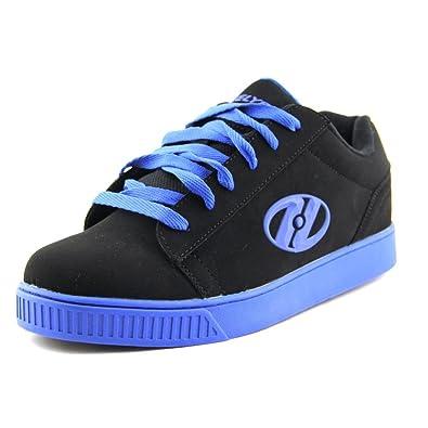 Amazon.com | Heelys Mens 770034M Straight Up Sneakers | Fashion ...