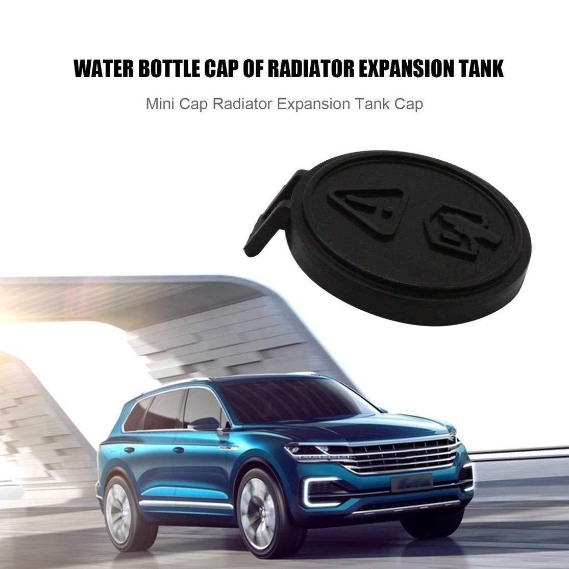 Candybarbar Tapa de la Botella de Agua del Tanque de expansi/ón del radiador del Coche para Mini One y Cooper 2001 a 2006 Accesorios para autom/óviles de Gasolina