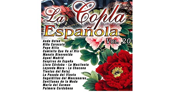 La Copla Española Vol. 20 by Estrellita Castro on Amazon Music - Amazon.com