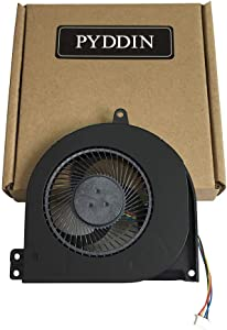 New Laptop CPU Cooling Fan for Dell Latitude 14 E5470 0XGYJW 4-Wire