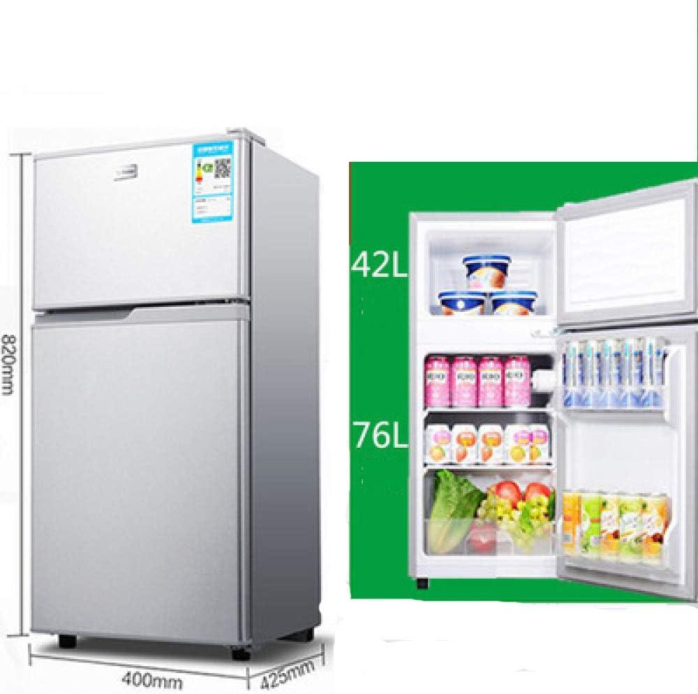 MYYQ Congelador eléctrico, Tres Puertas, Oficina en el hogar ...