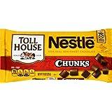 NESTLE TOLL HOUSE Semi-Sweet Chocolate Chunks 11.5 oz. Bag