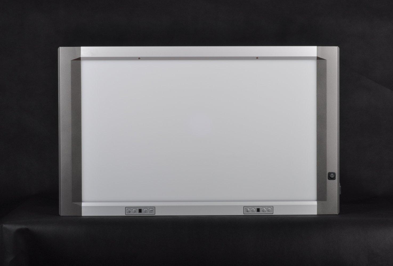 LED X-Ray Film Viewer Negatoscope Xray View Box illuminator Medical Film Viewer (Double Bank) by Medplan (Image #2)