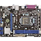 ASRock MicroATX DDR3 1066 Intel LGA 1155 Motherboard H61M-PS4 by ASRock