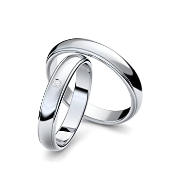 Eheringe Verlobungsringe Trauringe Freundschaftsringe Silber 925 Mit