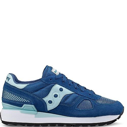 sombra zapatos 642 S1108 azules mujer de original SAUCONY lc3TFJK1