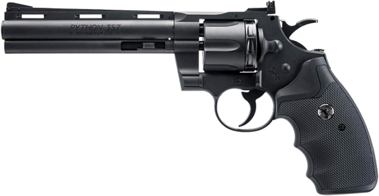 Colt Python Revolver .177 BB gun
