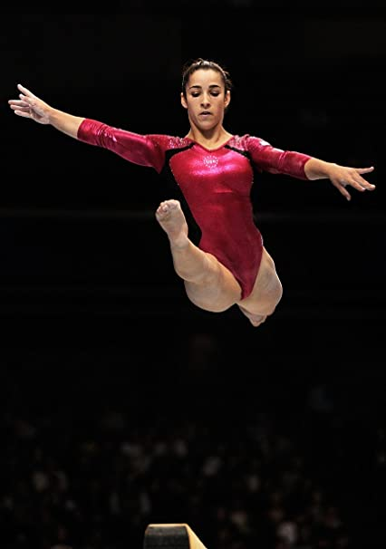 f8711c2a1ab77 Image Unavailable. Image not available for. Color: Aly Raisman Olympic Hero  Women's Gymnastics Limited Print Photo Poster ...