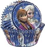Wilton Industries 415-4500 50 Count Disney Frozen Baking Cups