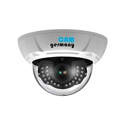 Cámara de vigilancia de red IP PoE Dome 1.3 Mega Pixeles HD antivandálico