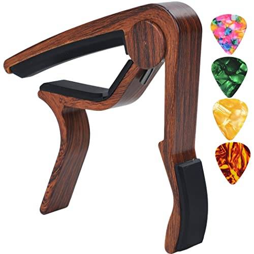 Sound Harbor MA-12 Guitar Capo