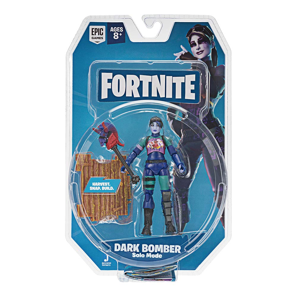 Toy Partner Figura FORTNITE Dark Bomber 10 CM. Serie 2 ...