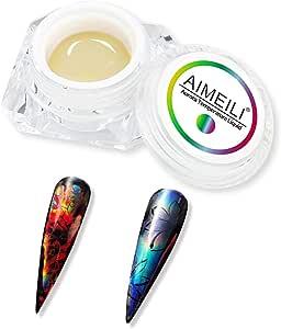 AIMEILI Temperature Ink Mood Color Changing Gel Nail Polish Chameleon Nail Varnish 2g