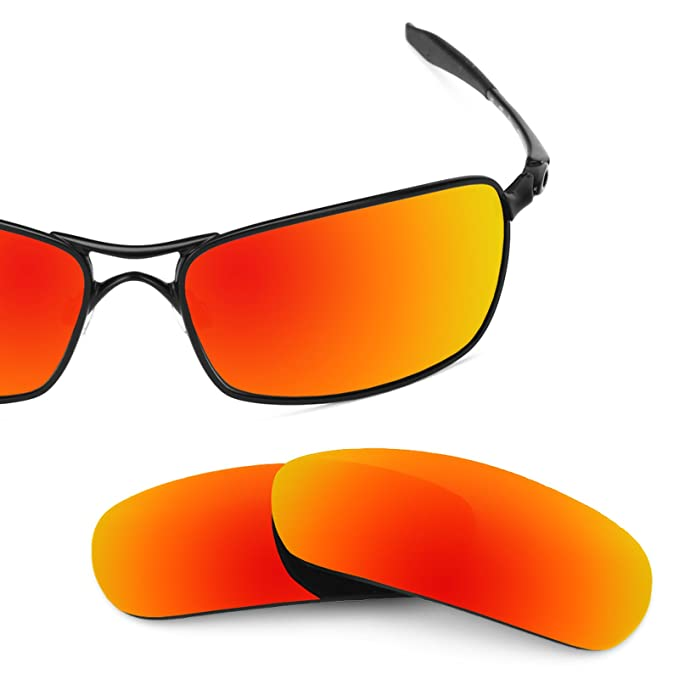 f5fdcad6983 Revant Polarized Replacement Lenses for Oakley Crosshair 2.0 Fire Red  MirrorShield®  Amazon.ca  Sports   Outdoors