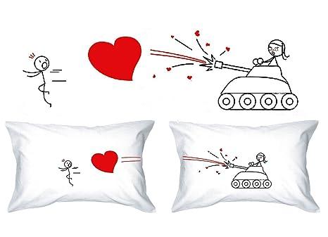 Human Touch Amore Di Cattura Lui Lei Federe Il Romantico