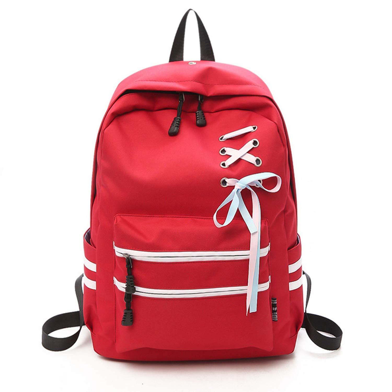 c5efbe5bc5 Amazon.com  Lady Feminine Portfolio School Bag Teen Children Backpack  Female Women Frozac Feminina for Girl Teenager to Schoolbag Bagpack Back  Pack  ...