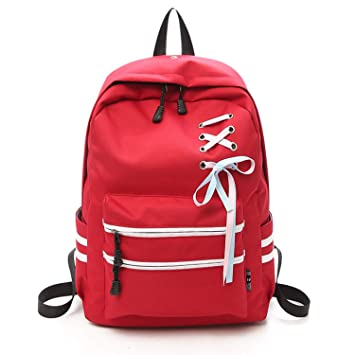 d7d9880232d0 Image Unavailable. Image not available for. Color  Lady Feminine Portfolio School  Bag Teen Children Backpack Female Women Frozac Feminina for Girl ...
