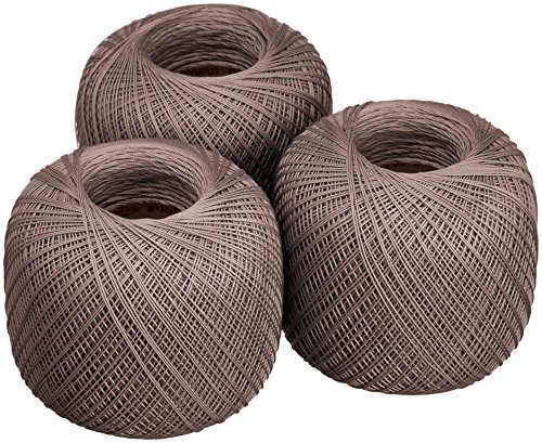 Lace thread GOLD SPECIAL 40 (monochrome) 50 g ballads 3 balls 455 by Olempus made cord