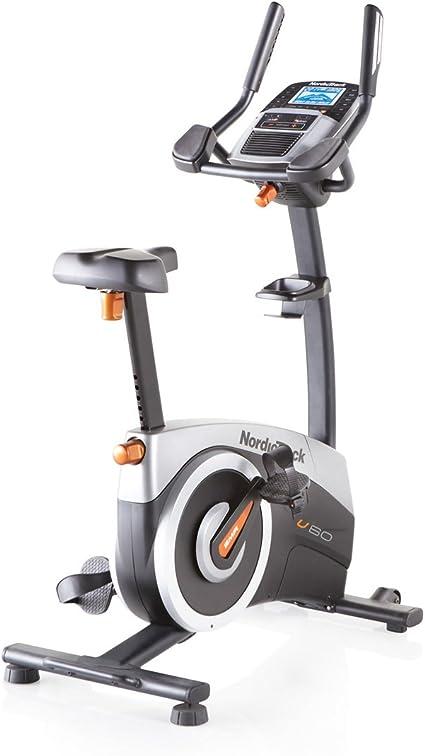 Nordic Track - Bicicleta estática u60 nordictrack: Amazon.es ...