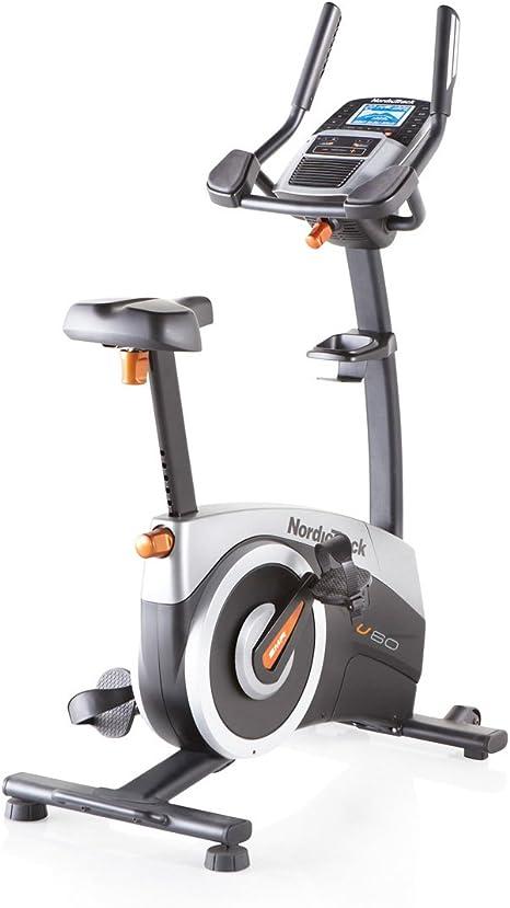 Nordic Track - Bicicleta estática u60 nordictrack: Amazon.es: Deportes y aire libre