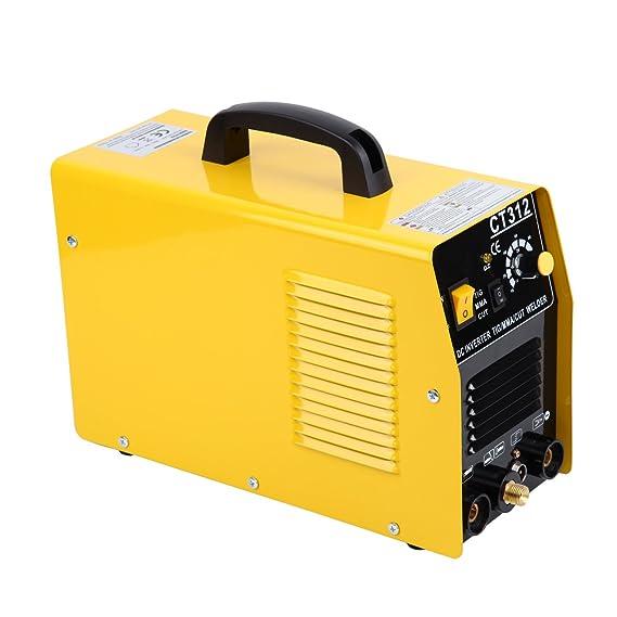 Ridgeyard 220V multifuncional 3 en 1 aire cortador de plasma inversor TIG soldador soldadura máquina de plasma TIG MMA corte con enchufe de la UE: ...